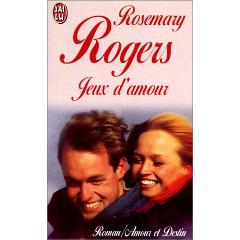 Jeux d'amour de Rosemary Rogers  XY240
