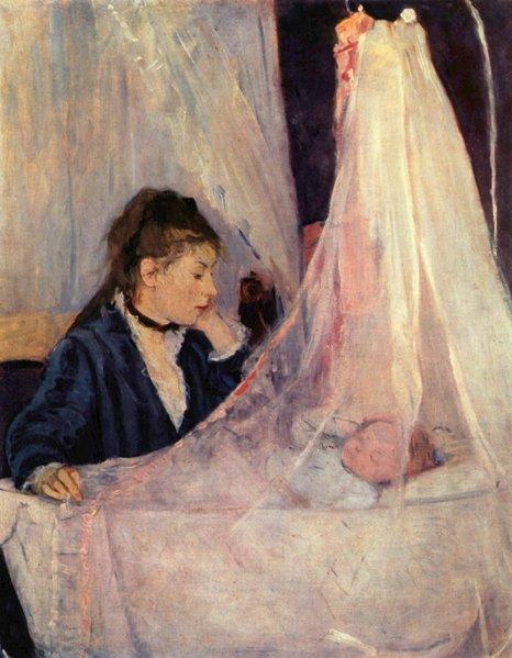 Un bon stratagème Morisot-berceau