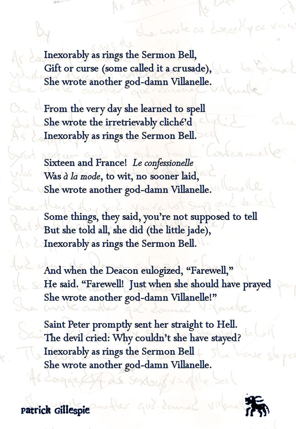 la villanelle (forme nouvelle) Another-god-damn-villanelle