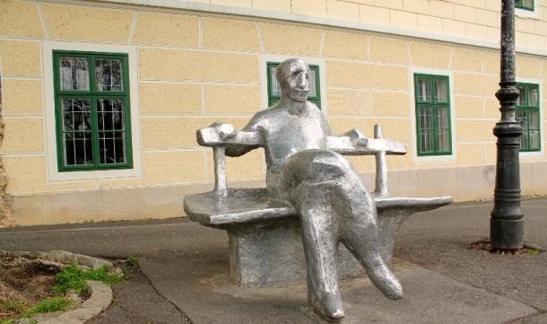 Zagrebački spomenici, skulpture, biste 012