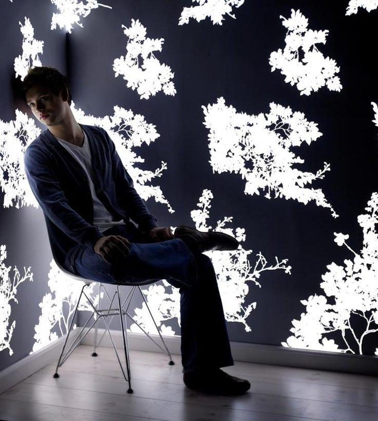Svjetleće zidne tapete Lightwallpaper_01