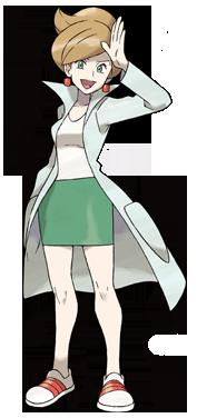 [Nintendo] Pokémon tout sur leur univers (Jeux, Série TV, Films, Codes amis) !! - Page 4 Professor-araragi