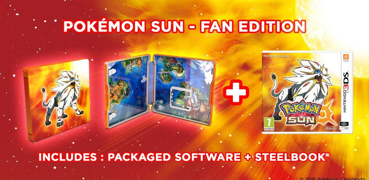 Nouvelle 3DS XL POKEMON  Pokemon-sun-moon-steelbook