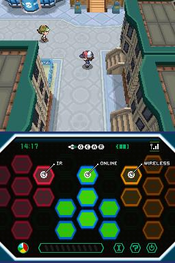 Pokémon Dream World C-gear