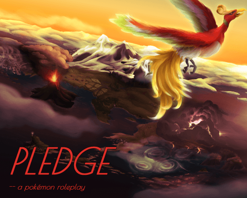 Pledge -- A Pokemon Roleplay [lb] HoohikiMini