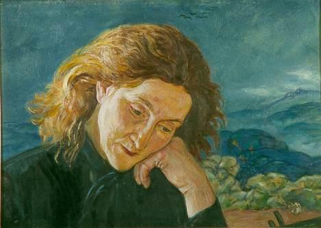 Zena na slikarskom platnu Oldwoman