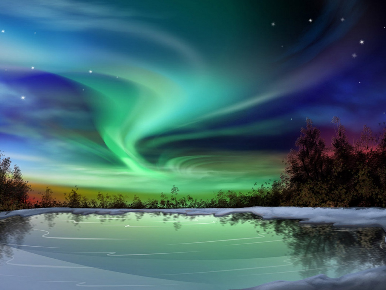 6 - Zanimljivosti iz astronomije Fotos_de_aurora-boreal