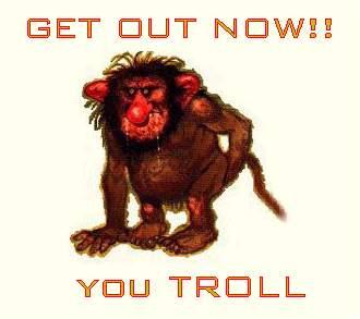 Trolling? A new definition? Trol