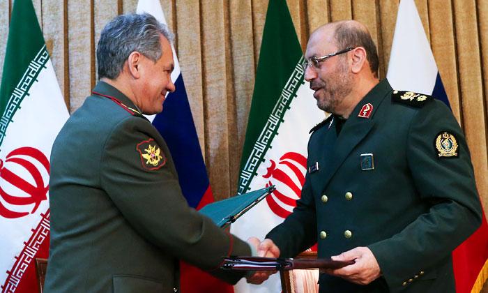 زيارة شويغو , هل تجبر كسور علاقات موسكو و طهران العسكرية ؟ 1421832566_110436