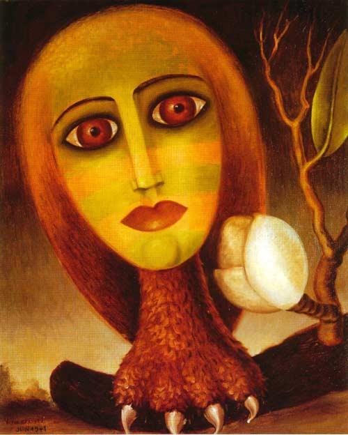 Victor Brauner : « peindre c'est la vie, la vraie vie, ma vie » 006-416