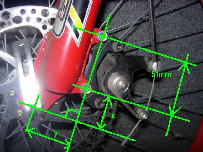 dimensions fixations étrier de frein à disque 120302_0