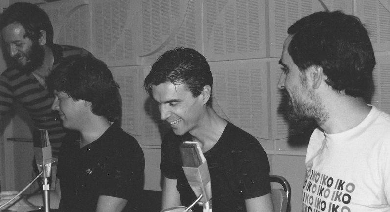 Γιάννης Πετρίδης: «Το rock 'n' roll ό,τι ήταν να κάνει, το έκανε. Δε μπορεί πια να αλλάξει τον κόσμο. Είναι γέρικο. Σαν εμένα.» 110
