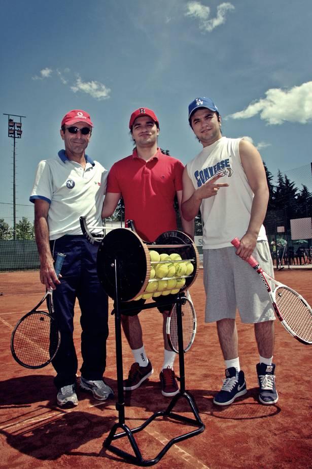 """Интервју со Мартин и Стефан од """"Next Time"""" Tennis"""