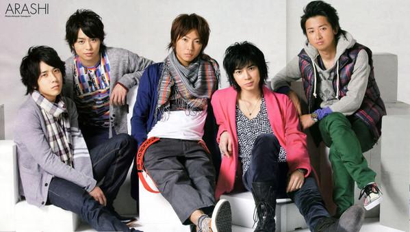 Arashi - ¿Cuál es tu single favorito? - Página 2 Arashi-20090427