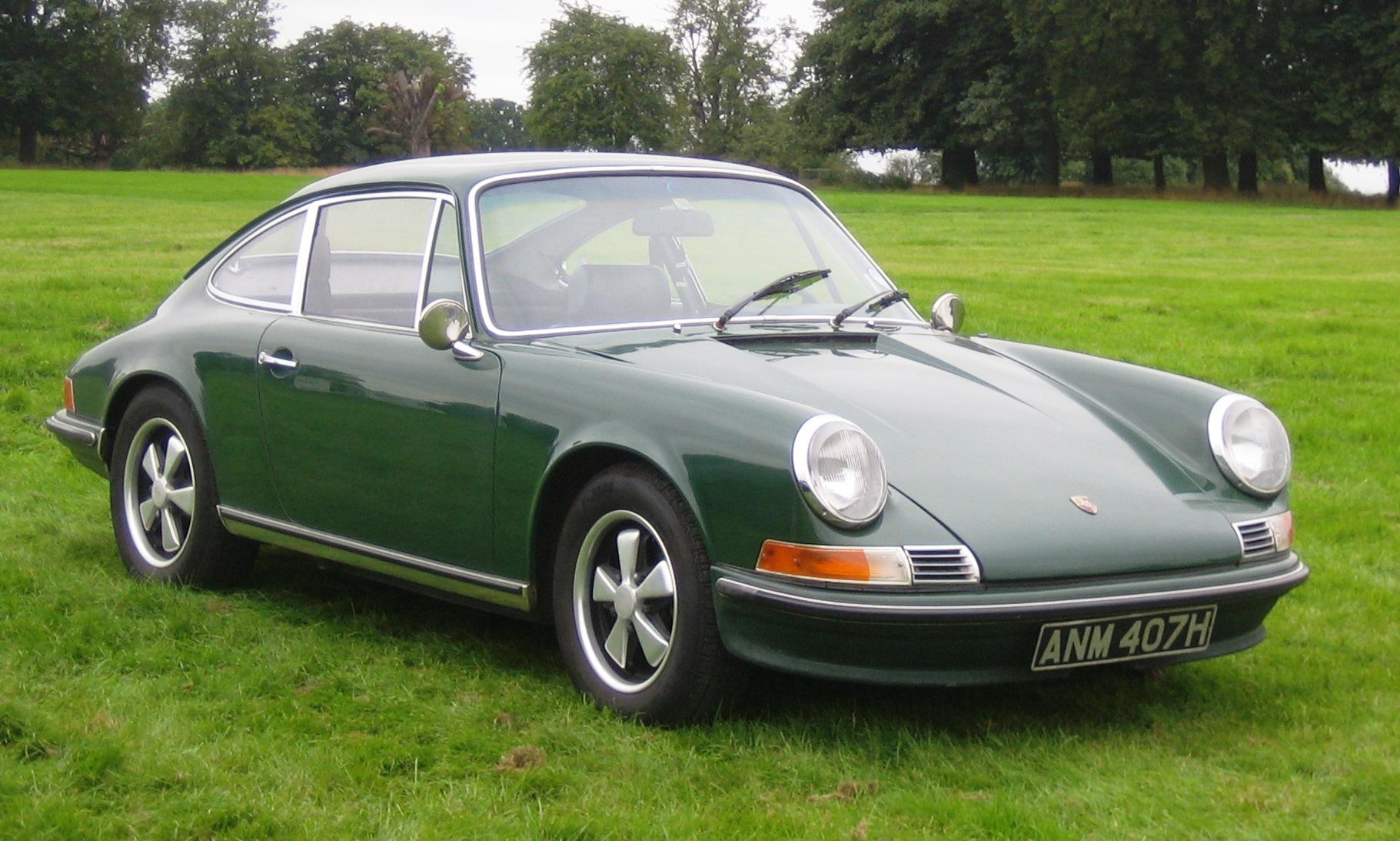 Paixão por Carros Antigos - é regra ou exceção?  1973-Porsche-911-Ts