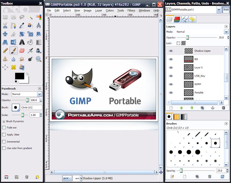 Gimp :o) Gimp_portable