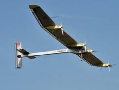 [Internacional] O maior avião solar do mundo vai atravessar os Estados Unidos  Solar1