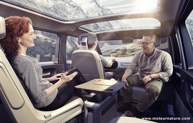 Le légendaire combi Volkswagen fait son retour... en mode électrique ! Par Axel Leclercq Combi-volkswagen-combi-electrique-4