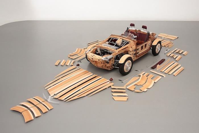 Setsuna de Toyota, une voiture électrique en bois contre l'obsolescence ! Par Axel Leclercq                           Toyota-setsuna-voiture-electrique-bois-anti-obsolescence-2