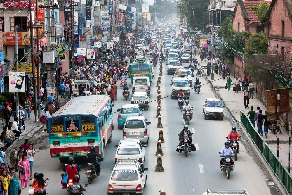 Inde : vers une transition 100% voitures électriques d'ici 2030 ! Par Harold Paris Inde-stop-voitures-essence-2030-03