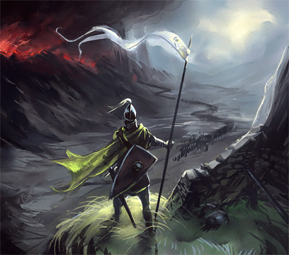 Parche 3.2 para The Last days of the Third Age MAIN
