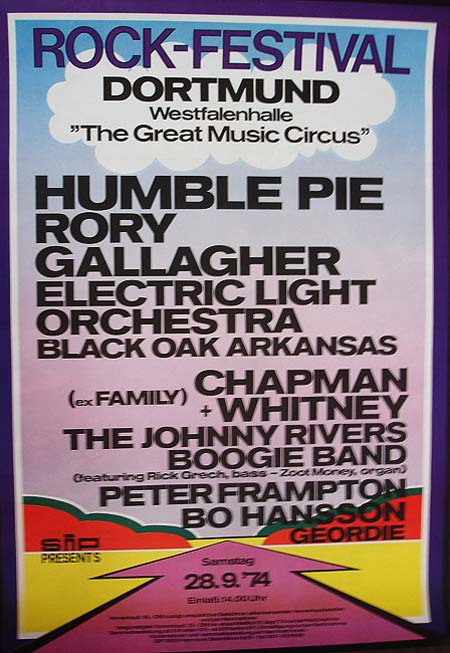 Tickets de concerts/Affiches/Programmes - Page 19 Humblepie
