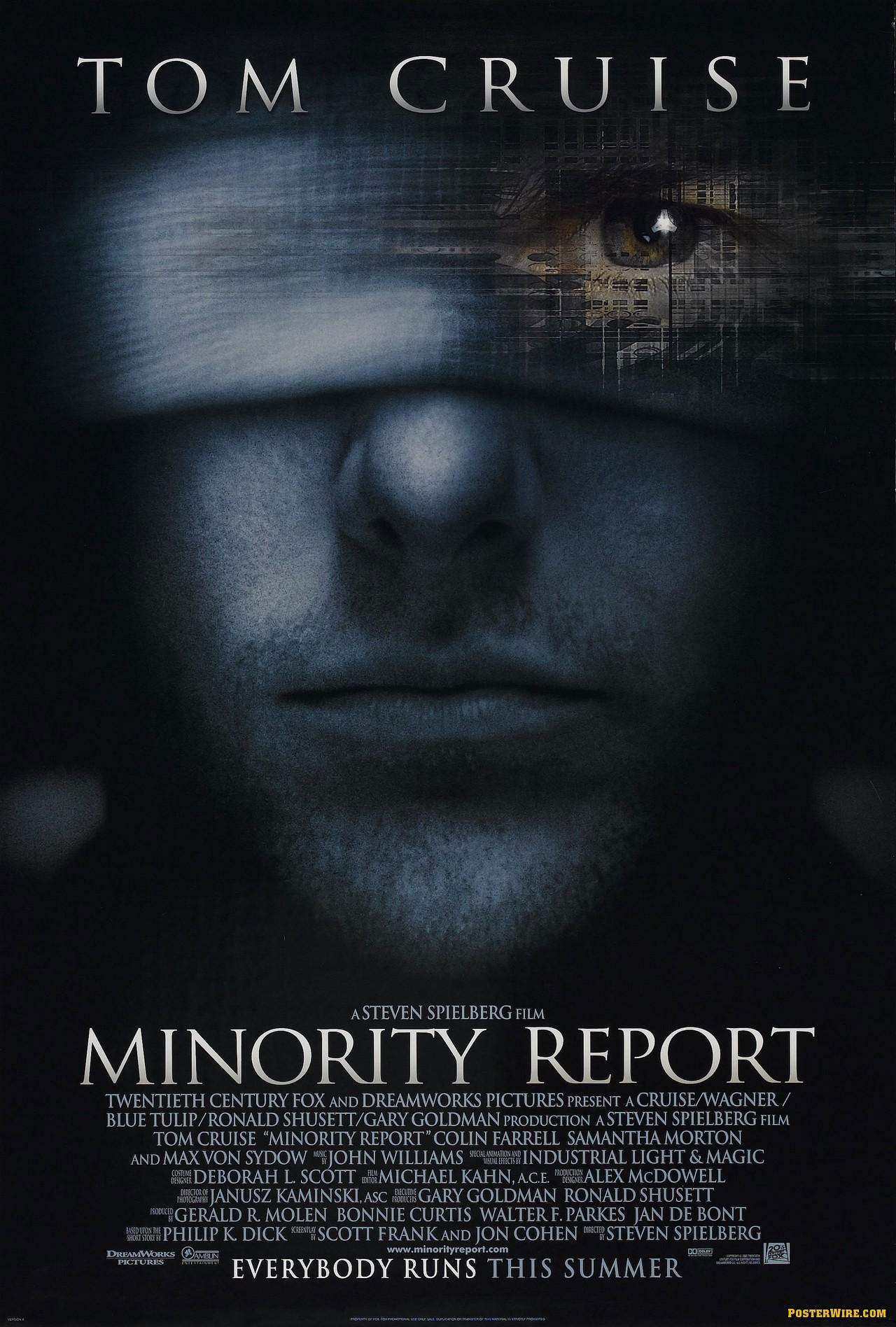 Descobertas, Curiosidades e Mistérios Inexplicáveis/Conspirações - Página 2 Minority_report
