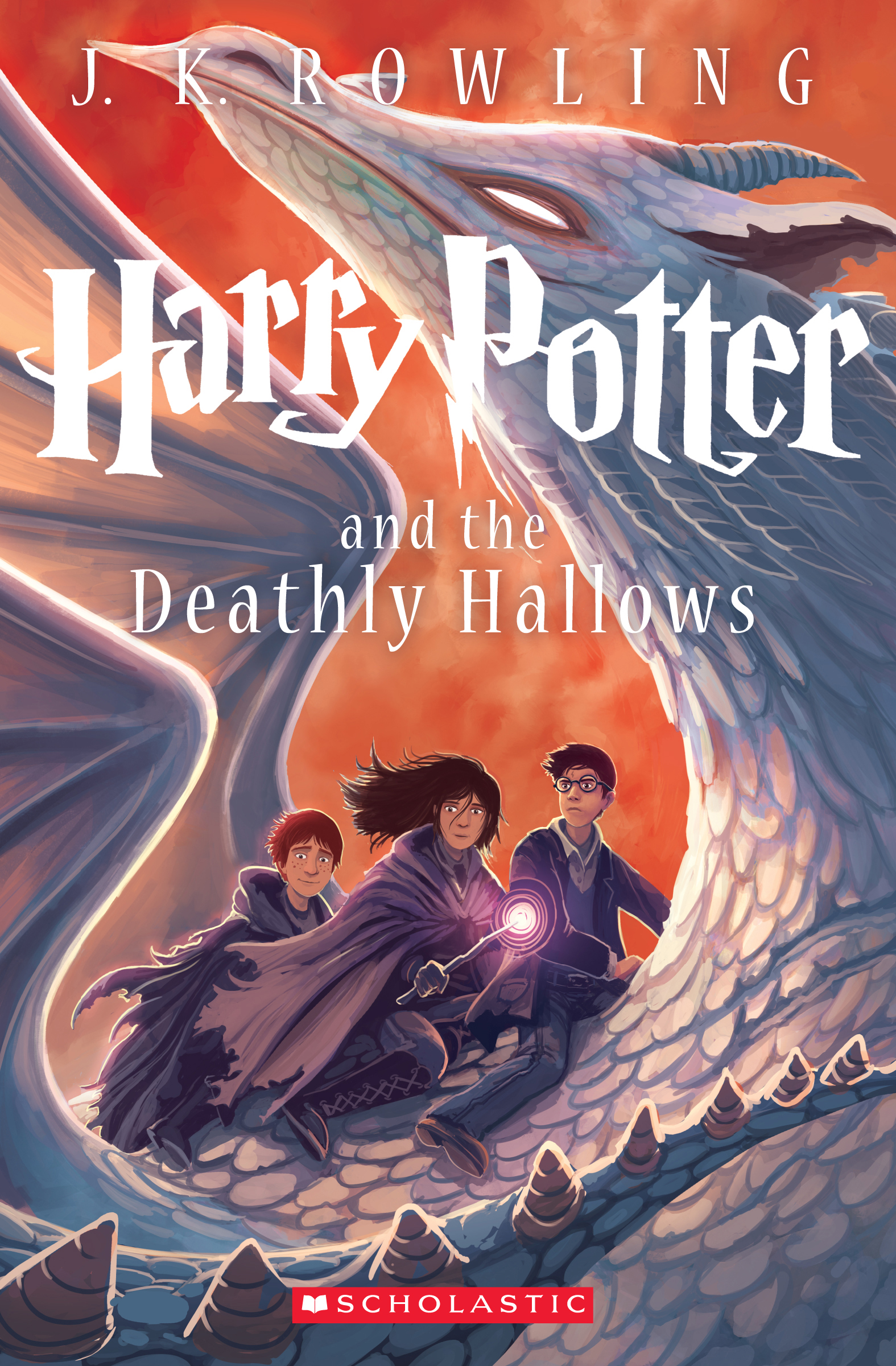 Special Edition Harry Potter Paperback Box Set Hp7