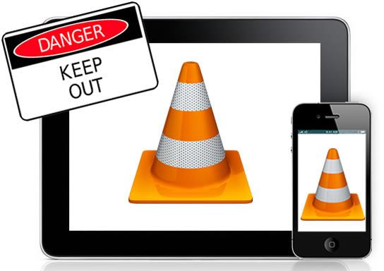 VLC para iOS com dias contados Imagem_vlc_keep_out