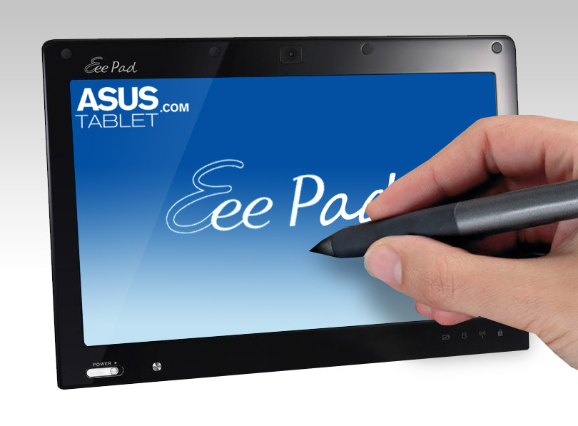 iPad afecta as vendas de netbooks? Eeepad