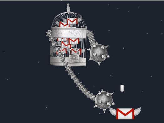Galactic Inbox – Um jogo em HTML5 inspirado no Gmail Galatic_01_thumb