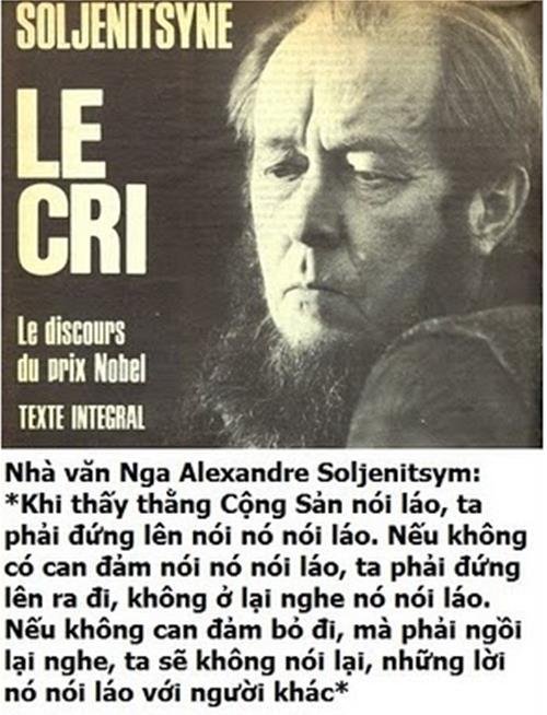 Đừng lấy dối trá làm lẽ sống - Aleksandr Solzhenitsyn 4dd3e081d4b5402986d1c78e7fa7a5bb