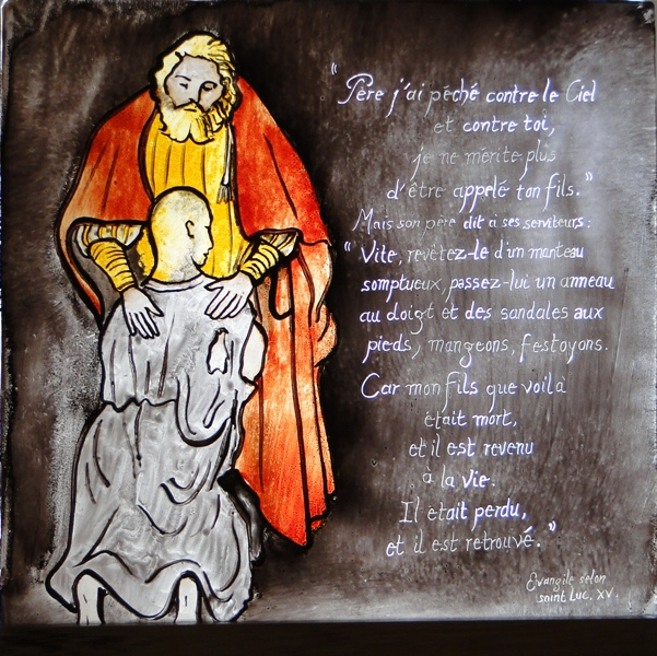 Citation 19/ Encyclique sur la miséricorde/Saint-Jean-Paul11 Le-fils-prodigue