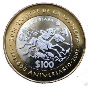 Como Valorar una Moneda? 1205-09-CienPesosMexicanos