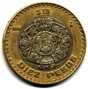Como Valorar una Moneda? 1205-09-DiezPesosMexicanos
