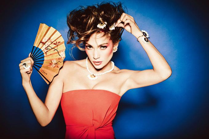 Дженнифер Лопес/Jennifer Lopez - Страница 5 160354