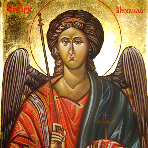 Pravoslavne ikone Sveti-arhangel-mihajlo