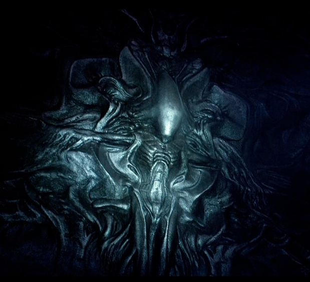 [Wallpaper] Prometheus Engineers. Xenoqueen-prometheus
