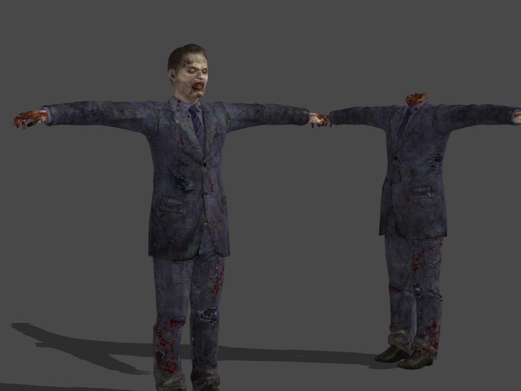 Variados mods (enemigos y armas) Umbrella_corps___zombie_business_man_orig_bones_by_oo_fil_oo-da7nuhk