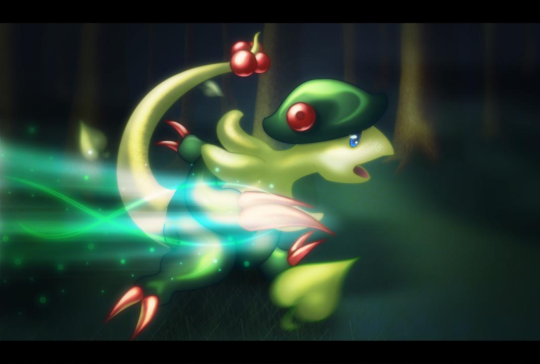 [S.C] Uma breve despedida! - Página 7 Pokemon___breloom_by_lalunatique-d30cufx