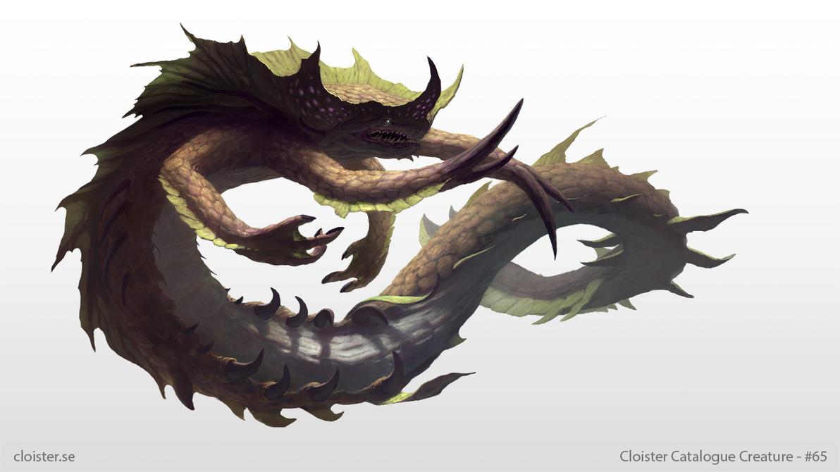Anila, Goddess of the Elements Saergathin___creature_design_by_cloister-d93za1p