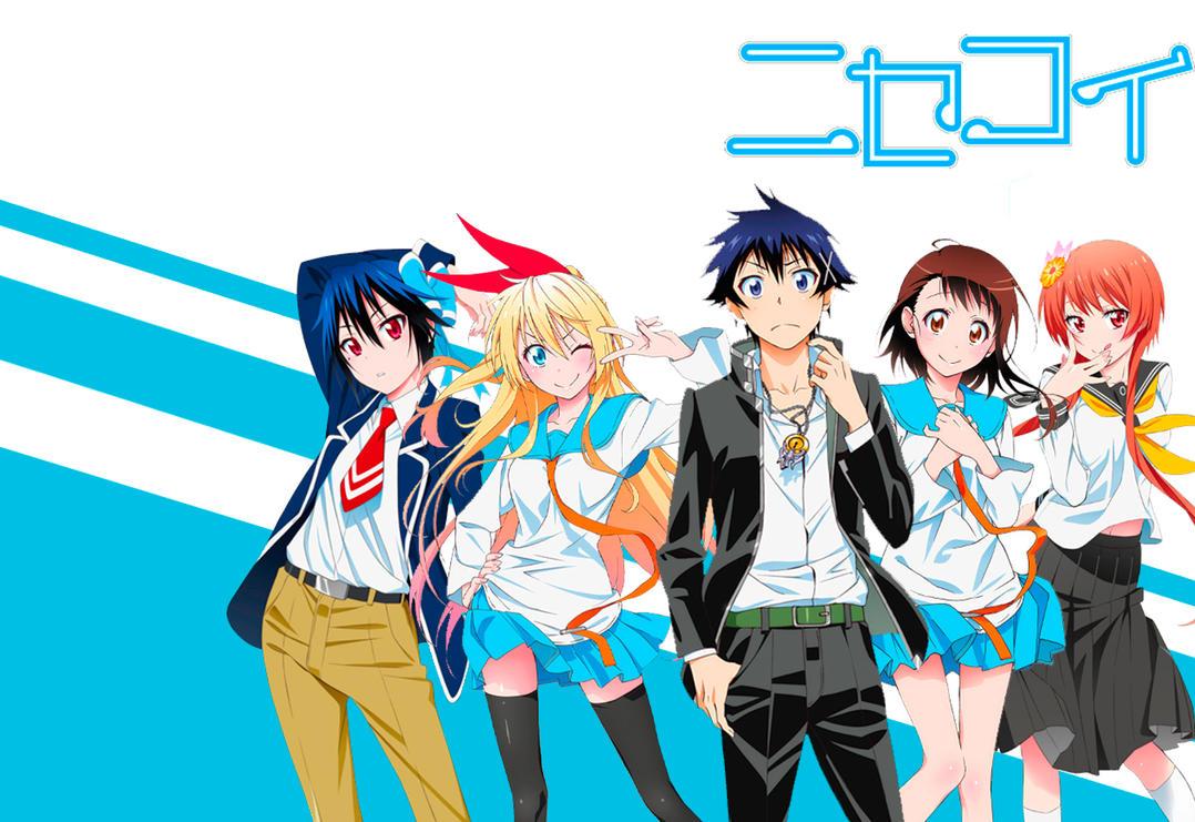 Recomendações de anime/Mangá Nisekoi_wallpaper_by_scooterlights-d7ch7h5