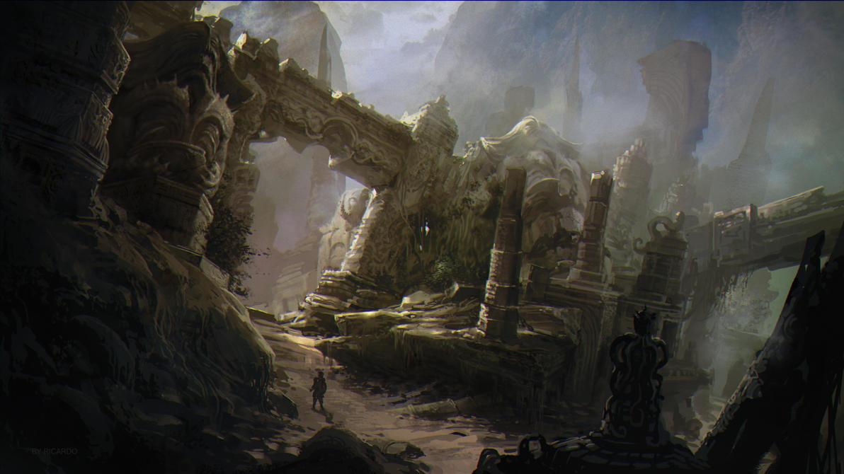 05. Vanaheim Ruined_temple_by_rukkits-d7b2bmf