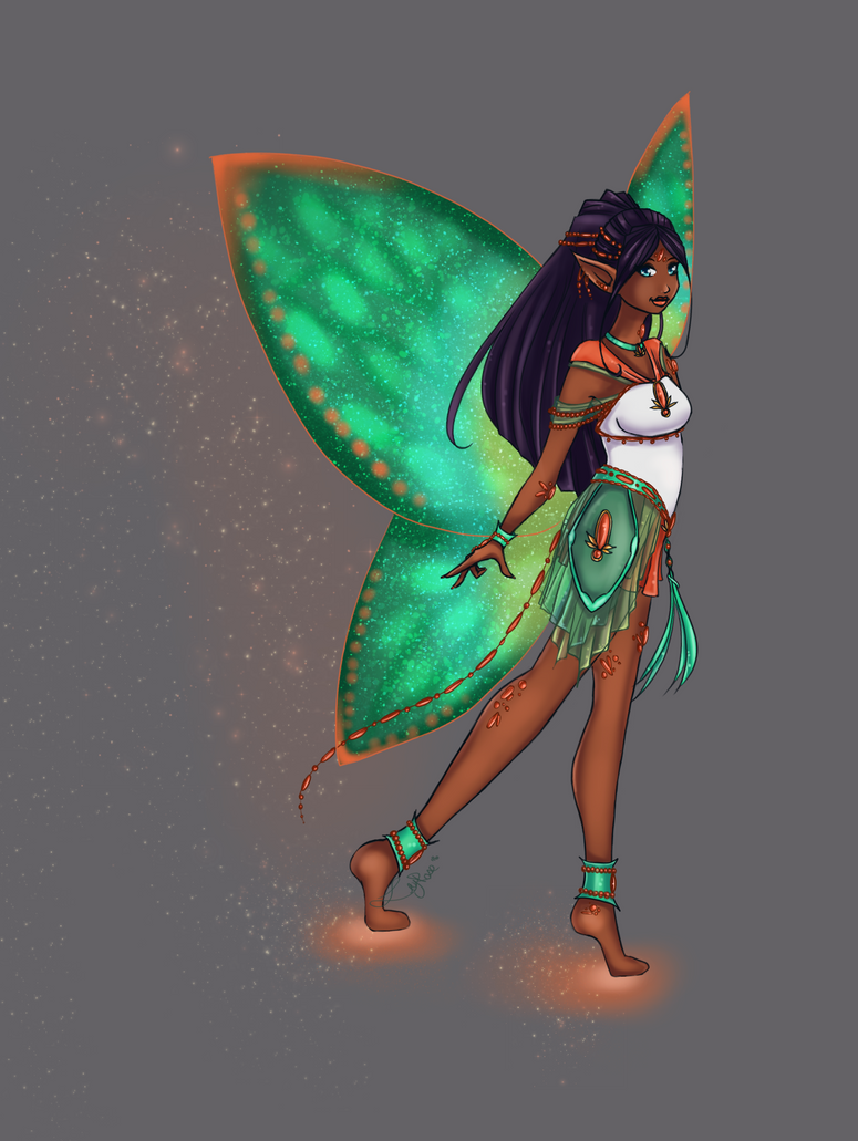 [MMA]Saturn's Art-ening Updated: August 11th - Page 6 Ca__mythic_carnelian_fairy_by_leyrose-da9o8bl