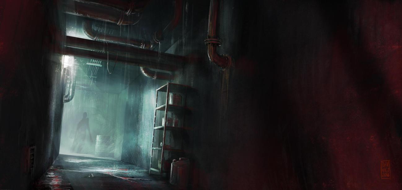 Damna Galerie Underground_passage_light_correction_by_damnagy-daablpq