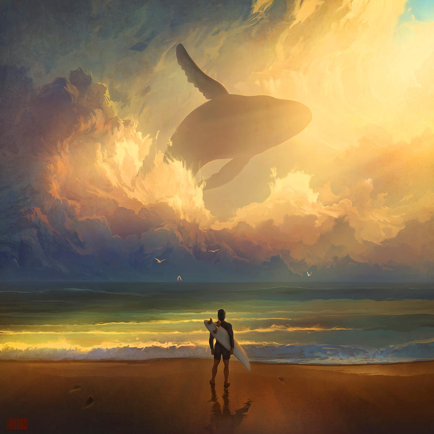 [bank] Les artistes que vous adorez - Page 8 Waiting_for_the_wave_by_rhads-d79citu