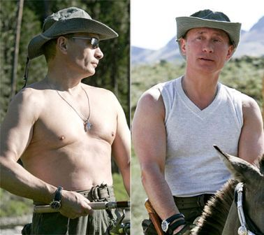 Vladimir Putin Thread Putin-macho