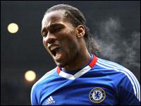 Дрогба еще не оправился от малярии. Didier-Drogba-v-Newcastle-Nov-2010_2535789