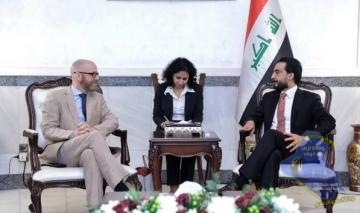 Halabousi calls on international companies to activate their presence and enhance their investment activity in Iraq NB_258752_636838518228763762_598561066