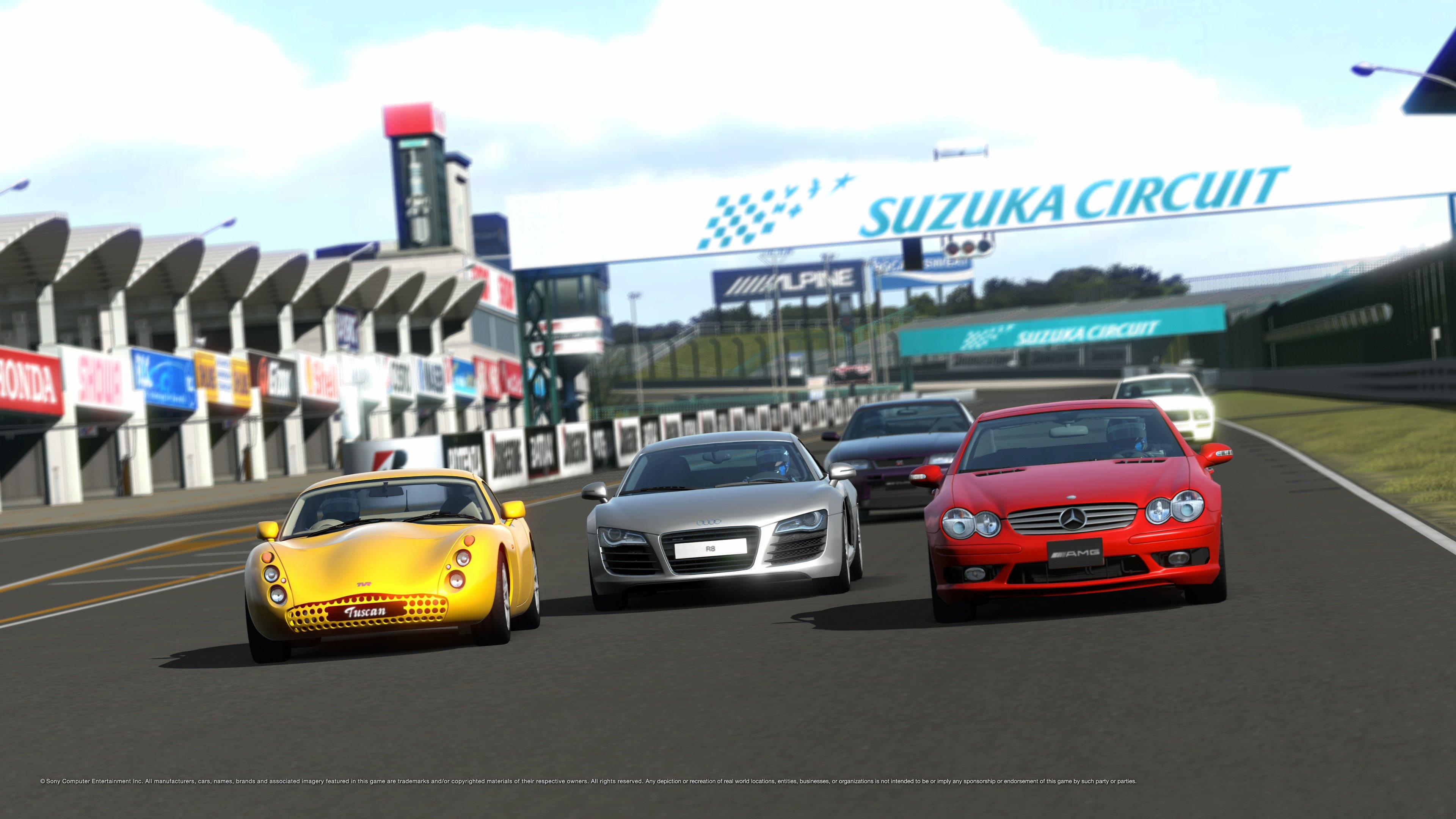 """3D de """"Gran Turismo 5"""" está pronto faz dois anos, diz criador Gt5-prologue91"""